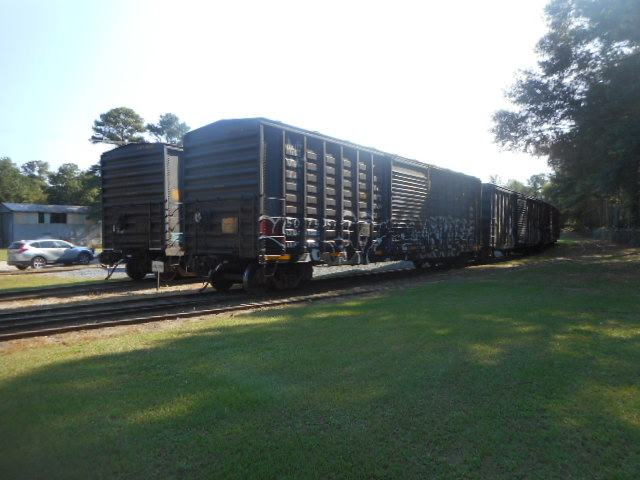 CAPE FEAR RAILCAR IS