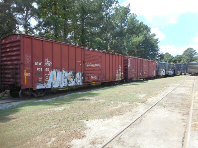 CAPE FEAR RAILCAR SPECIALIZES